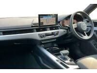 2020 Audi A4 S line 40 TFSI 204 PS S tronic Auto Saloon Petrol Automatic