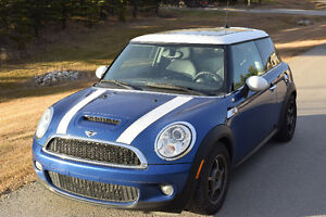 2008 MINI Mini Cooper S Coupe (3 door) - Carproof No Damage