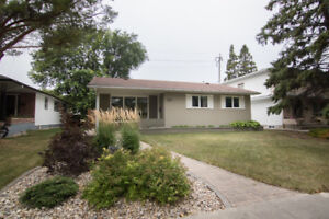 Beautifully updated home in River Heights South