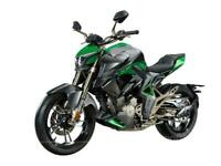 Zontes R310 310cc Naked Sports- A2 Licence- Save £700