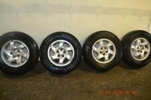 Toyo complete  set with original rims /FOR WINTER/
