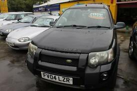 A Rare Auto Freelander 2 Diesel, Great Condition Runs And Looks Perfect