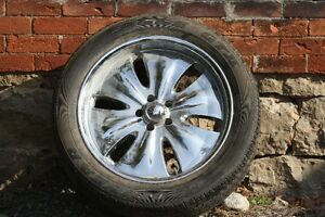 "5 goodyear Tires and Rims 20"" 5bolt pattern"