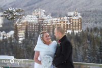 Wedding Photo & Video starting from $500 - Banff