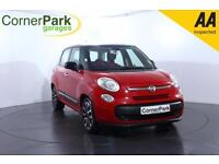 2013 FIAT 500L POP STAR HATCHBACK PETROL