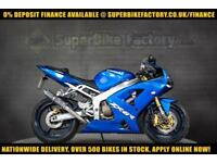 2005 55 KAWASAKI ZX-6R 636CC 0% DEPOSIT FINANCE AVAILABLE