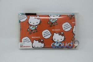 Imported from Japan Hello Kitty Silicone Zipper Pouch Bag