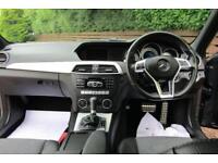 2013 Mercedes-Benz C Class 2.1 C200 CDI AMG Sport Saloon 7G-Tronic Plus 4dr