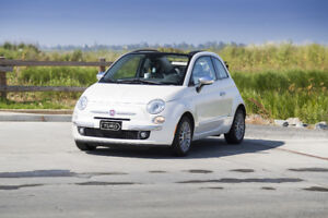Downtown Toronto Car Rental **Fiat 500 Convertible from $23/day*