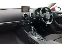 2016 Audi A3 Sportback Sport Navigation 2.0 TDI 150 PS S tronic Semi Auto Hatch
