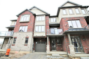 Beautiful 1 year old, 2 bedroom town house for rent in Ancaster