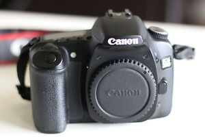 Canon EOS 30D + 2 Lens and Accessories