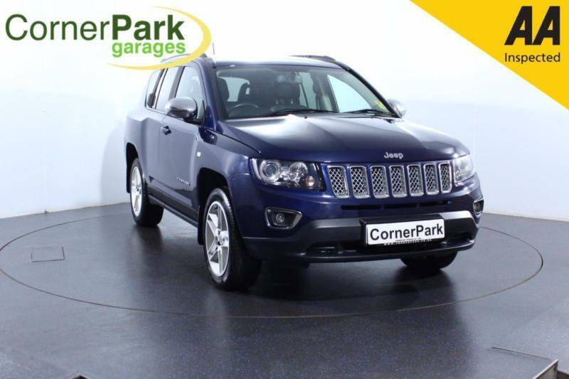 2013 JEEP COMPASS CRD LIMITED SUV DIESEL