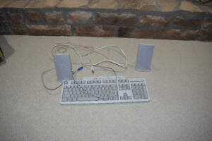 SONY VAIO KEYBOARD AND SPEAKERS--MIDLAND