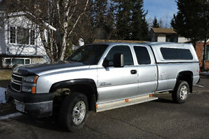 2006 Chevrolet extended cab 3/4 ton diesel (LBZ engine)