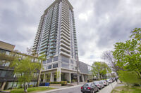 1BD Furnished suite - 1 step away from Eglinton Subway Station