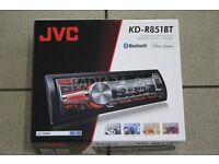 Brand New JVC KD-R851BT Car Stereo Unit