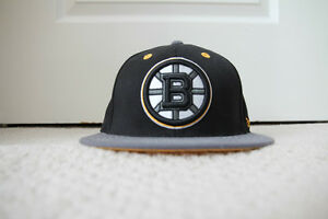 Boston Bruins Fitted Hat