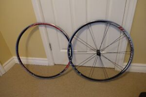 Bontrager Race X lite wheel and rim