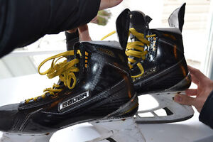Patins Bauer TotalOne MX3 1 an d'usure