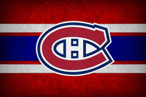 Canadiens Avalanche Colorado 23 janvier BLANCS