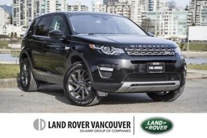 2018 Land Rover Discovery Sport 237hp HSE *Certified Pre-Owned W