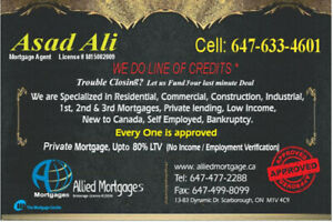 #1st & 2nd Mortgage#Line of Credit#Loans#Debt Consolidation