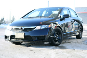 2009 Honda Civic No accidents LOW KM Automatic