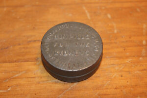 Old Gin Pills For The Kidneys Tin
