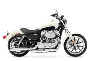 Harley Sportster 2013