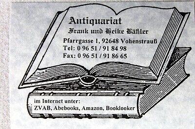 ANTIQUARIAT BÄSSLER
