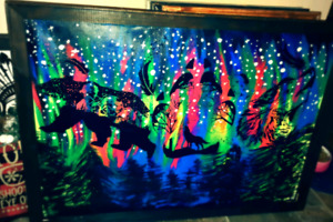 Hand painted picture  200$
