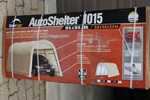 BRAND NEW - Vehicle shelter