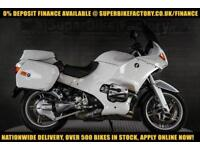 2005 05 BMW R1150 RS 1150CC 0% DEPOSIT FINANCE AVAILABLE