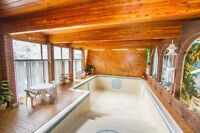 Mayfair Home with Indoor Swimming Pool