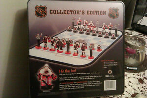 NHL Collectors Edition Chess Set *NEW* Prince George British Columbia image 2