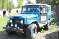 1975 Toyota Land Cruiser Other