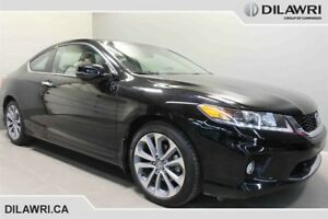 2014 Honda Accord Cpe EX-L V6 Navi at