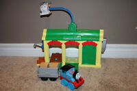 Thomas the train - Tidmouth Sheds