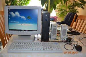 Desktop AMD Sempron  1.5 Ghz, 2 GB DDR2 Memory, 90 GB harddrive