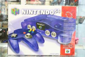 Nintendo 64 Funtastic Series - Grape - In Box (#20986)