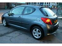 2007 Peugeot 207 1.4 SPORT HATCHBACK Petrol Manual