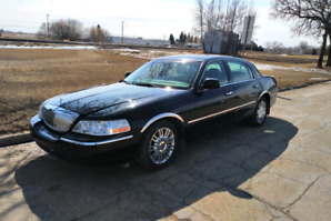 2007 Lincoln Town Car Signiture Series