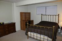2 Bedroom Basement Suite in Cranbrook Available January 1