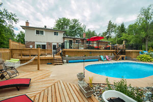 Gorgeous 2 Acre property in Caledon, just minutes from Bolton