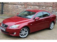 Lexus IS 220D SPORT (red) 2006