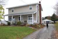 Two Storey, Four Bedroom Home in Sussex, NB