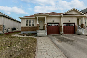 Incredible bungalow located in popular Angus neighbourhood!