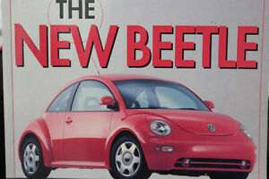 ENTHUSIAST COLOR SERIES THE NEW BEETLE by MATT DeLorenzo