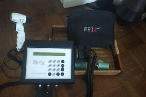MedX Laser Phototherapy Console Unit For Sale